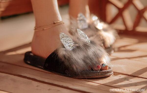 Types of indoor slippers